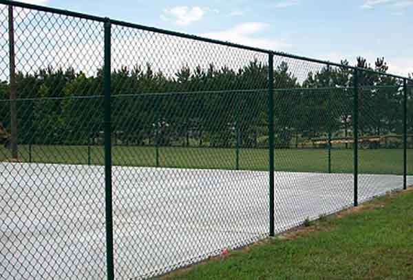 Color System Chain-Link Fence