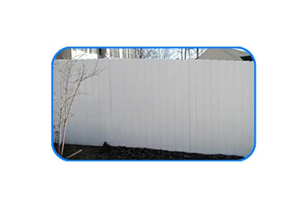 arlington vinyl privacy fence